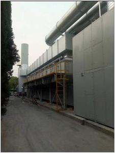 天津XX自行车有限公司80000Nm3/h